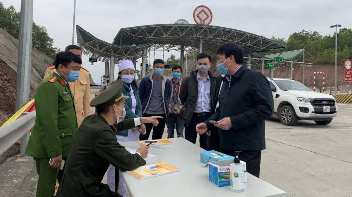 Cập nhật phương án vận tải tại Hải Dương, Quảng Ninh
